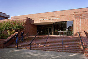 Dick Smith Library at Tarleton State University